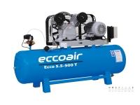 Eccoair Çift Kademeli Pistonlu Kompresör ECCO 5,5-500 T