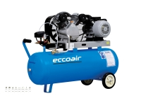 Eccoair Pistonlu Kompresör ECCO 1,5-100 DM