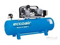 Eccoair Çift Kademeli Pistonlu Kompresör ECCO 4-300 T