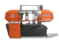 Yarı Otomatik Metal Şerit Testere Tezgahı D-Y 350