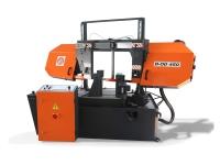 Otomatik Açılı Metal Şerit Testere Tezgahı D-OD 450