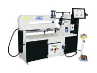 Pnömatik Sıkıştırmalı Daire Sac Kesme Makinesi IDK 3,5